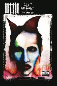 Cover Marilyn Manson - Lest We Forget - The Best Of [DVD]